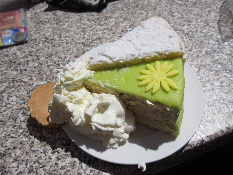 Endlich Kuchen bei der Konditorei Schmiedel