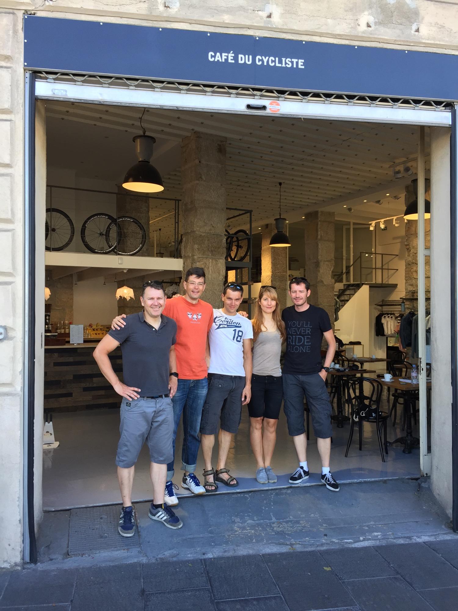 happy end im café du cycliste