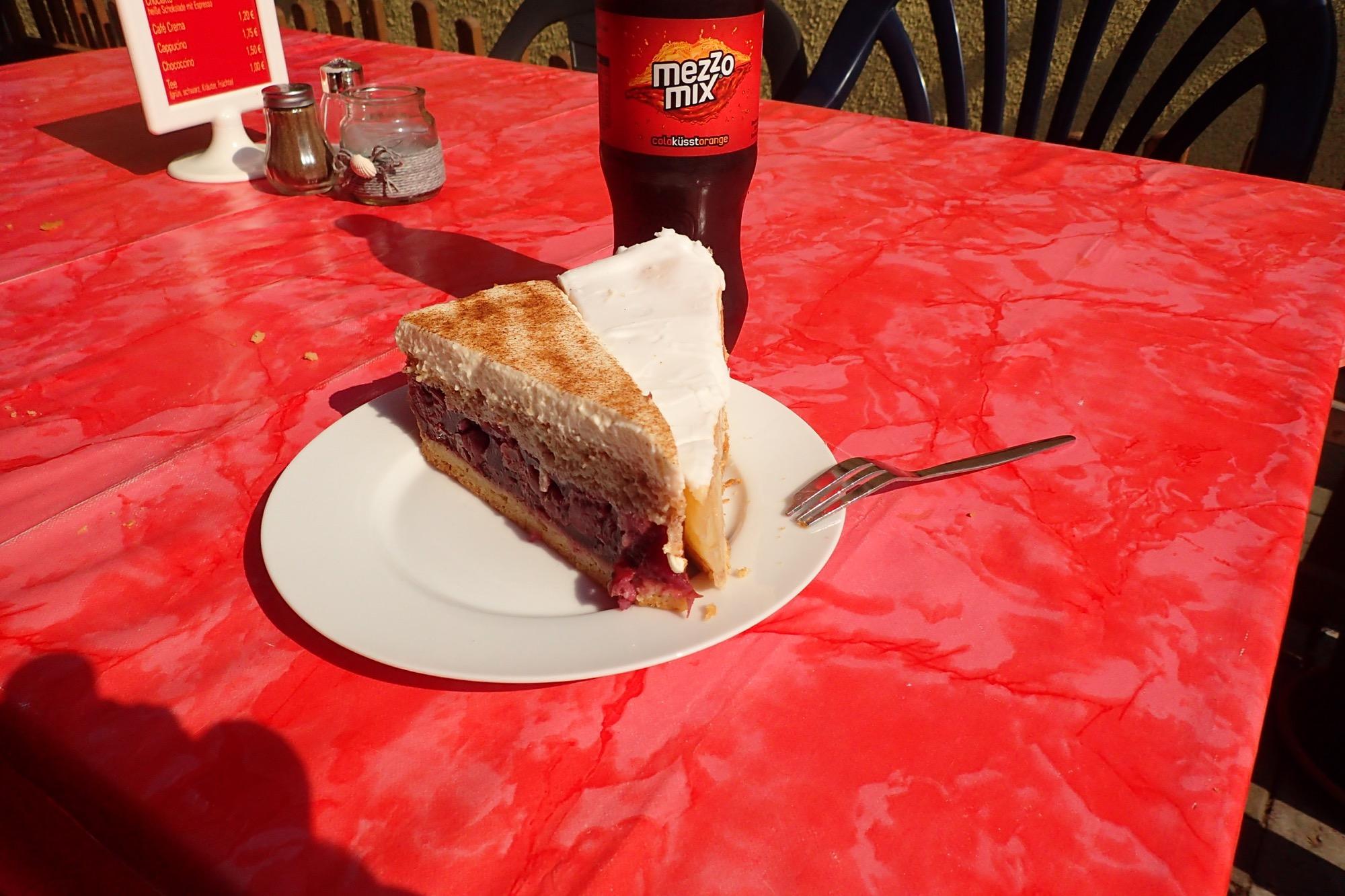 Kuchen in Päwesin